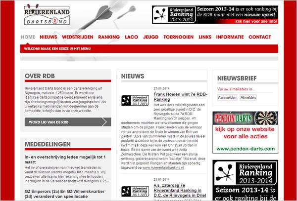 Rivierenland Darts Bond